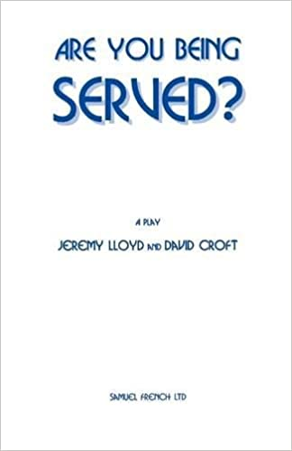 Book Are You Being Served? (French's Acting Edition)