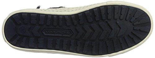 s.Oliver 55101, Zapatillas Para Niños Azul (Navy)