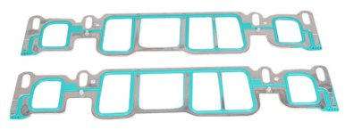 ACDelco 89017866 GM Original Equipment Intake Manifold Gasket Kit with Side Intake - Manifold Gm Gasket Intake