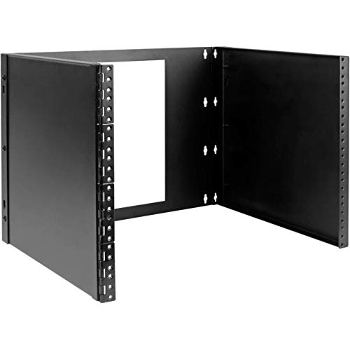 Tripp Lite 8U Wall-Mount Bracket for Small Switches & Patch Panels ()