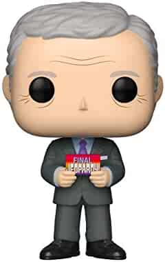 Funko Pop! TV: Jeopardy - Alex Trebek (Styles May Vary), Multicolor