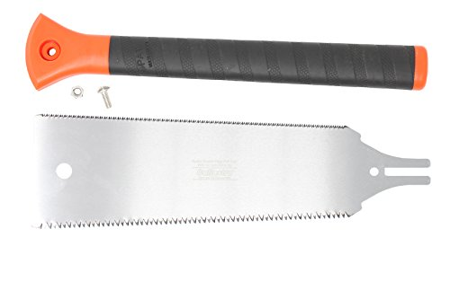 Ryoba Double Edge Hand Saw with 10 Inch Blade by Caliastro (Image #1)