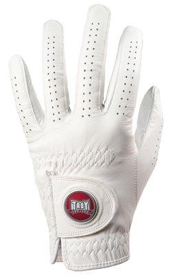 Troy Trojans Golf Glove & Ball Marker – Left Hand – Small   B00BPJH02G