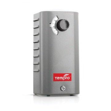 Tempro TP522 Line Voltage 10 To 100 Degree F SPDT Bimetal...