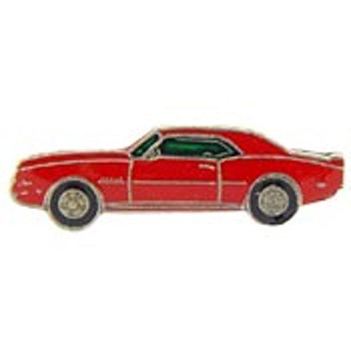 1970 Pontiac Firebird Red Pin 1