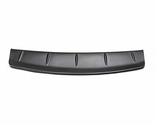 Agency Power AP-GTR-610M Spoiler(Matte Carbon Fiber OEM Blade Add On Gurney Flap Nissan R35 GTR (Gtr Spoiler)