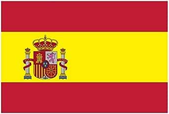 Gemelolandia Bandera Reino de España 90x150 cm: Amazon.es: Ropa y ...