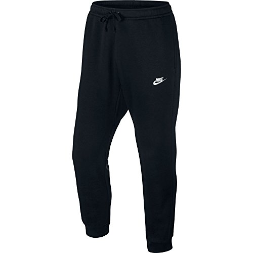 NIKE Sportswear Men's Jogger Pants (M, Black)