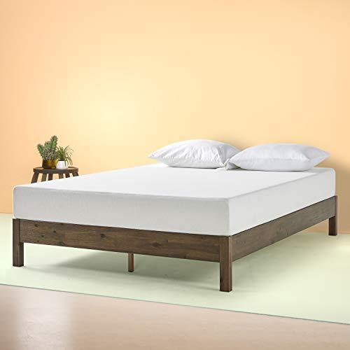 Zinus Tosha 12 Inch Wood Platform Bed