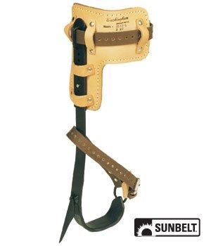 SUNBELT- Climbers, Buckingham Steel, Complete Set w/ Replaceable Tree Gaffs. ... by SUNBELT OUTDOOR PRODUCTS