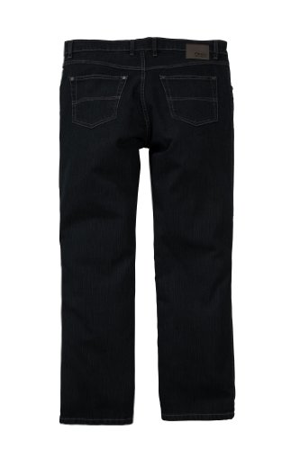STOOKER Frisco Stretch - black / schwarz Männer Jeans, Länge:L30, Hosengröße:W36