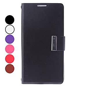 QYF 20150511 PU Leather Full Body Case with Card Slot for Samsung Galaxy S4 I9500 , Brown