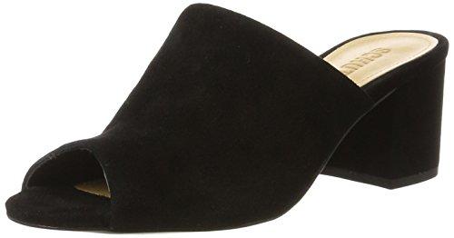 Damas De Protección S2-00010098 Mulas Negro (negro) Excelente Liquidación por barato Obtenga Auténtico para la venta xmhLW8hCx2