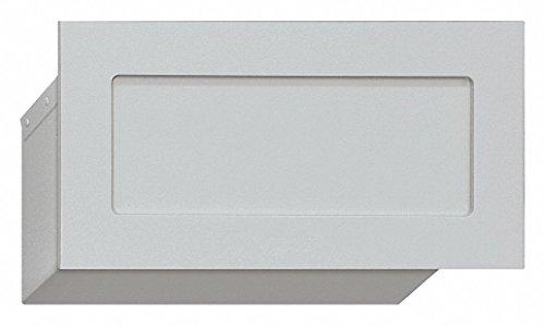 Mail Drop Door,Aluminum by Salsbury Industries
