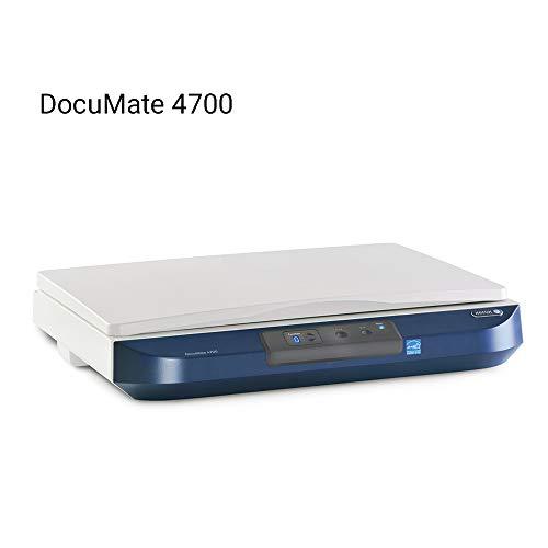Xerox DocuMate 4700 Flatbed Scanner White XDM47005M-WU