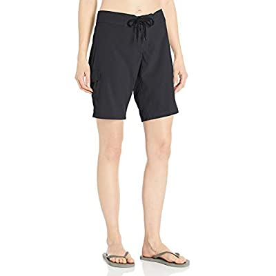 Kanu Surf Women's Marina Solid Stretch Boardshort at Women's Clothing store