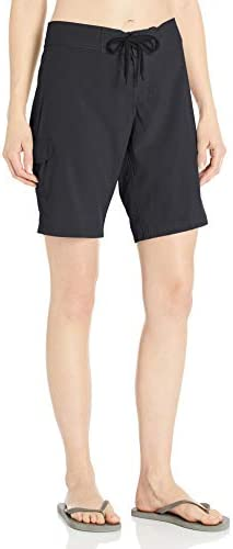 MADE IN USA Women's Plus Size Long Swim Shorts Available