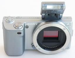 (Sony NEX-5N 16.1 MP Compact Interchangeable Lens Camera with Touchscreen - Body Only)
