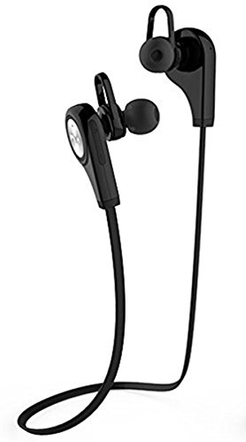 Price comparison product image AOZBZ Q9 Running With Mic Earbud Wireless Headphone Earphone Fone de ouvido Neckband Earphone Bluetooth for Phone iPhone Samsung LG with Noise Cancellation
