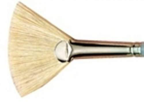 Size 2 Bristle Fan Susan Scheewe Artist Paint Brush By Martin F Weber Susan Scheewee