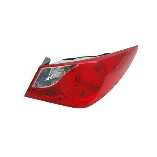 Sonata One Light - TYC 11-6347-00-1 Hyundai Sonata Replacement Tail Lamp