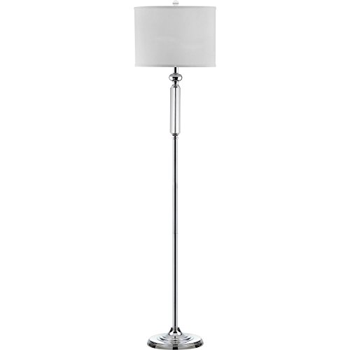 Safavieh Lighting Collection Concorde Clear 60.25-inch Floor Lamp (Collection Floor Lamp)