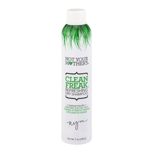 Not Your Mothers Shampoo Clean Freak Dry 7 Ounce (207ml) (6 Pack) by Not Your Mother's