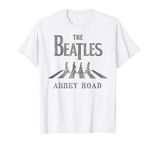 - The Beatles Abbey Road Silhouette T-shirt