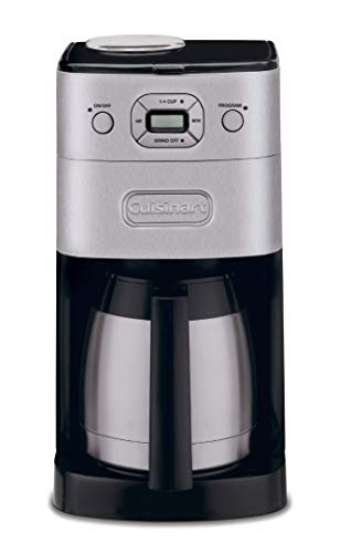 Cuisinart DGB-650BC Grind-and-Brew Thermal 10-Cup Automatic