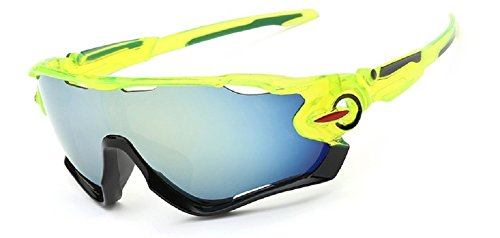 Embryform Sports Sunglasses For Cycling Running Fishing Golf - Review Sunglasses Running