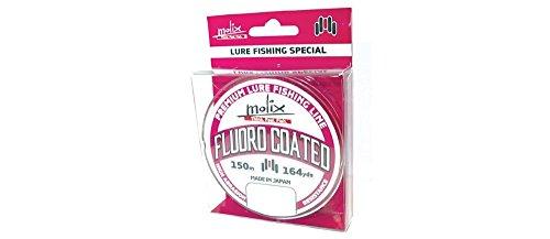 Molix - Fluoro Coated 150, color rojo, talla 0.185 mm rojo