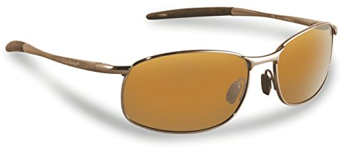 Flying Fisherman San Jose Sunglasses Copper/Amber