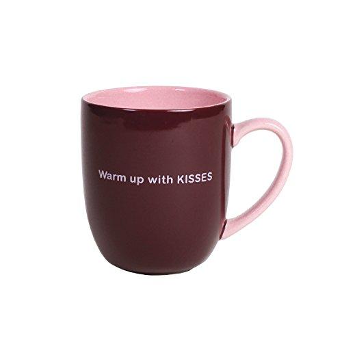 - Warm Up with Kisses Mug, 10oz
