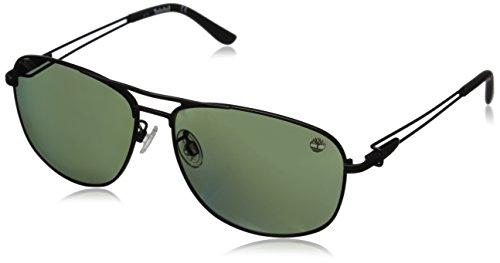 c7ce0607639f Timberland Men s TB9073 Polarized Aviator Sunglasses