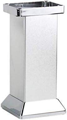 Supporting foot Espesar el Peso del cojinete pie Cuadrado Mueble TV gabinete habitación gabinete Soporte Hardware pie Europeo baño gabinete vinoteca gabinete pies