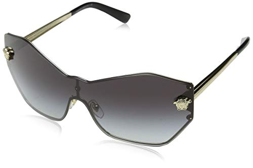 Versace VE2182 Pale Gold/Grey Gradient One Size