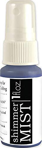 Hero Arts WM152 Frost Shimmer Mist, Ink Spray - Iridescent Blue