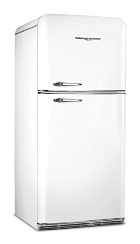 Northstar 1952W White 18.2 cu. ft. Refrigerator by Elmira Stove Works 31Zltc5M7QL