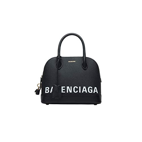 Balenciaga Women's Black Ville Top Handle Bag