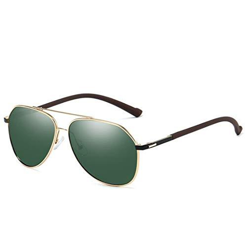 E lunettes polarisées pour Lunettes soleil de homme miroir de G de d'équitation polariseur conduite style bicolores soleil lunettes aqwp4U