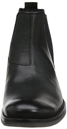 Rockport Wynstin Black Uomo Chelsea Stivali Nero RxRCqrw0P
