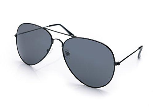 sol hombre para Negro 4sold Gafas de Eq4SwZwAv