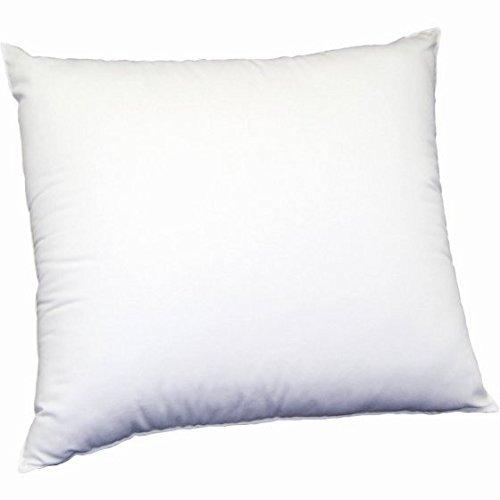 MoonRest Premium Hypoallergenic Stuffer Pillow Insert Form Sham Polyester Square 12 X 12
