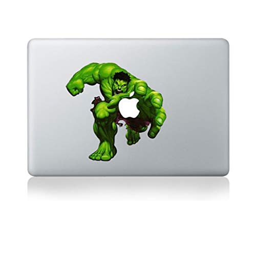 hulk macbook decal - 2
