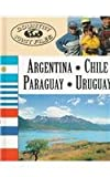 Argentina, Chile, Paraguay, Uruguay, Anna Selby, 0817254080