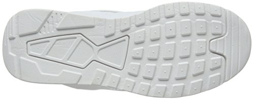 New Meo White Blanc Femme New Look Look 10 Baskets FPBnq