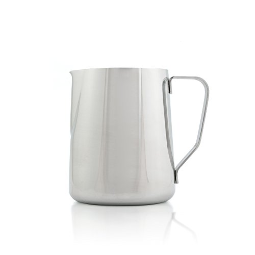 Espresso Parts EP_PITCHER20 Espresso Parts Milk Pitcher, 20 oz., Stainless Steel by EspressoParts