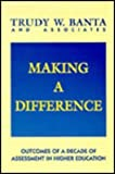 Making a Difference, Trudy W. Banta and Associates, 155542578X