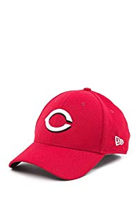 New Era Cincinnati Reds MLB 3930 39THIRTY Flexfit Cap Hat (L/XL)