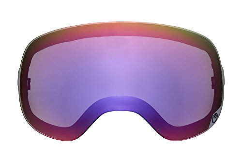 Dragon 722-5870 Mens X2-Replacement Lenses, Purple Ionized-LRG